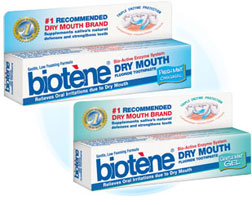 Biotene Dry Mouth Toothpaste (127g)